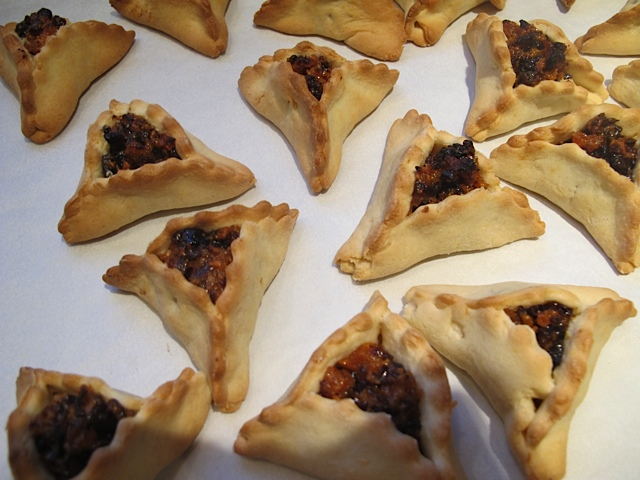 Heavenly Hamentashen