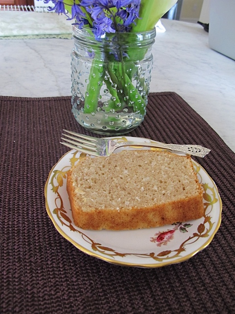 Comforting Coconut Bread