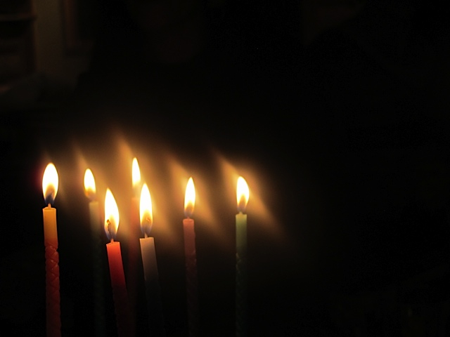 Hannukah Lights