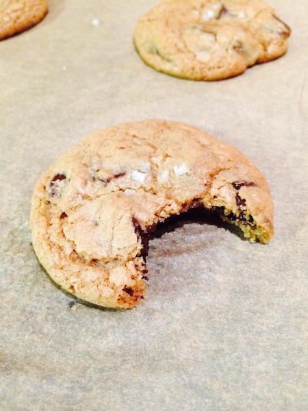 The Ultimate Chocolate Chip Cookie ... Too Good to Wait!