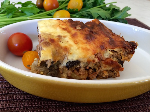 Marvelous Moussaka!
