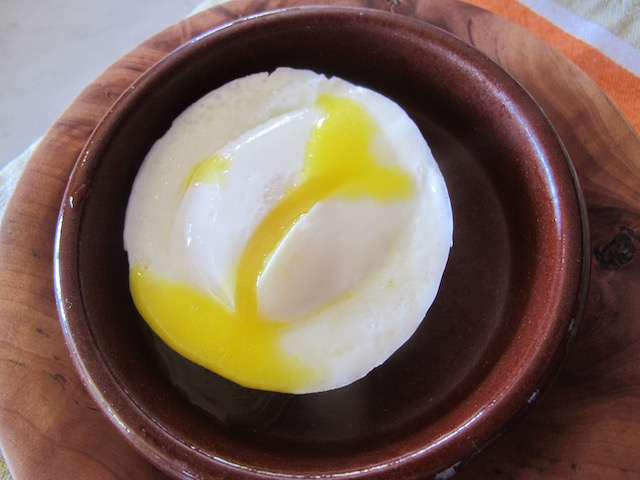 "The Perfect ""Poached"" Egg"