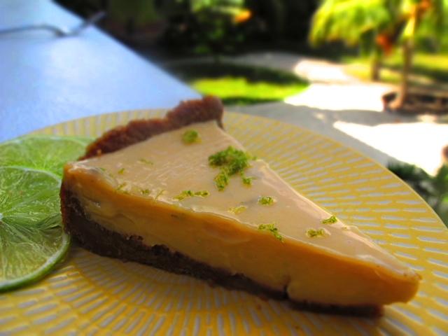 Luscious Lime Tart