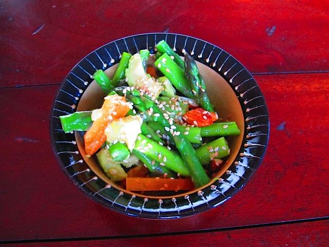 Amazing Asparagus Salad