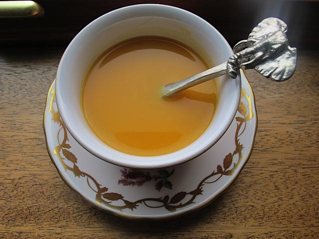 Silky & Savory Soup