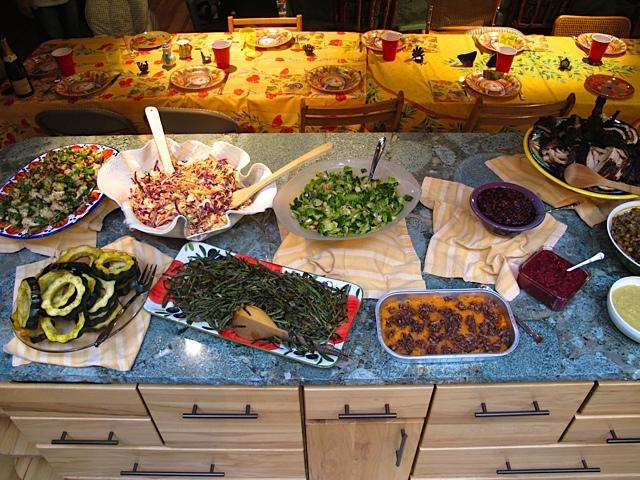 Our Beautiful Buffet