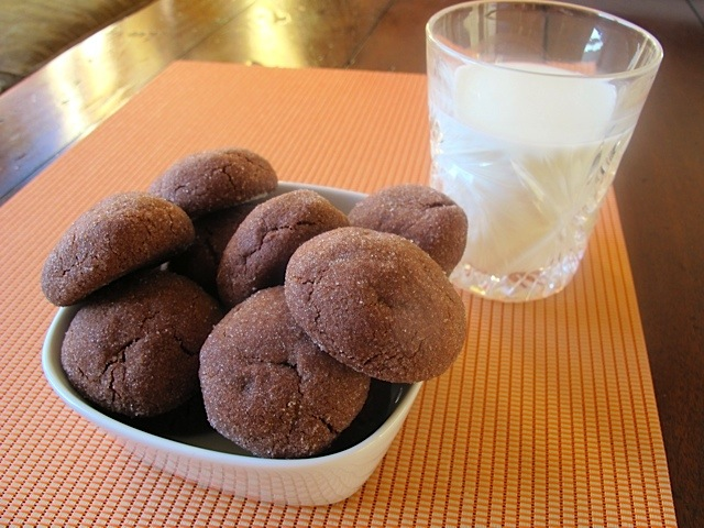 Marvelous Cookies (and milk)