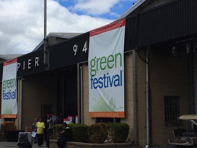 The Green Festival!