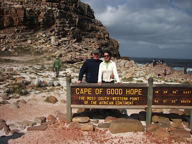 Cape of Good Hope, near Cape Town, South Africa