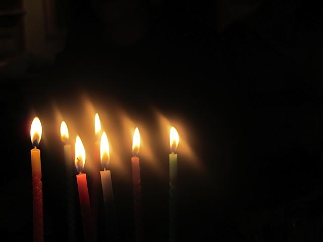 Hannukah Lights