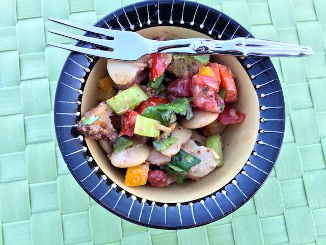 Tasty Tuna & Bean Salad