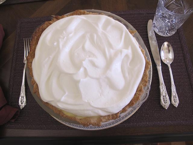 My Black Bottom Pie