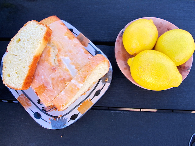 Lovely & Luscious Lemon Bread