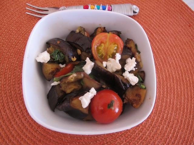 Extraordinary Eggplant