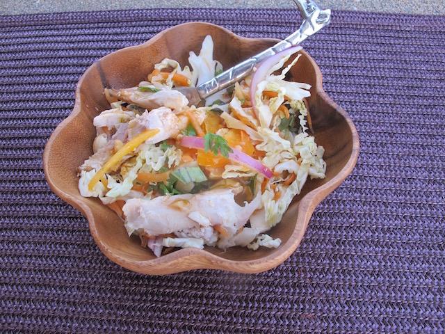 Vibrant Vietnamese Salad Bowl