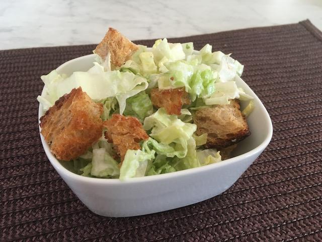 Caesar Salad - Simple & Satisfying