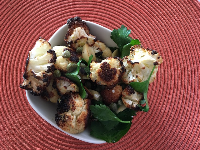 Roasted Cauliflower ... Yes AGAIN!