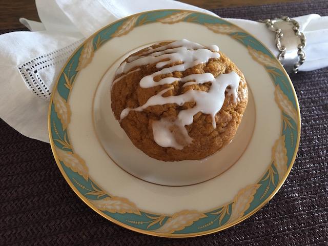 The Perfect Pumpkin Muffin